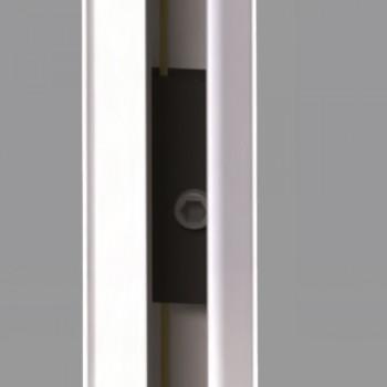 Zanzariera Plissettata per spazi ridotti 25mm