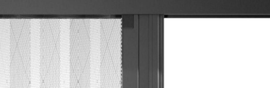 Zanzariere plissettate per porte
